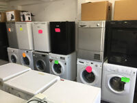 FRIDGE, WASHING MACHINE, COOKER, DRYER AND FREEZER
