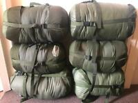 GENUINE British Military Latest 90 Issue Artic Sleeping Bags