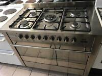 Tecnik TKC1285 gas range cooker fuel fuel in new condition