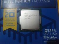 Procesor Intel G3258
