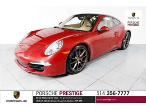 2014 Porsche 911 Carrera 4S Coupe Pre-owned vehicle 2014 Porsche