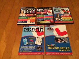 Driving Test Success Books and DVD's