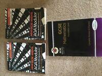 GCSE Mathematics Foundation level books