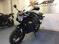 Honda CBR 125cc Manual Sports Motorcycle, 1 Owner, Low Miles, Good Condition, ** Finance Available *