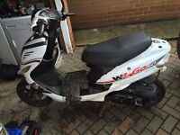 50cc scooter spares or repairs (dosnt run)