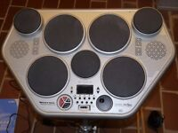 Drum kit synthesized Yamaha Drum-Pro DD-55c