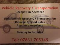 Cars Recovery /service
