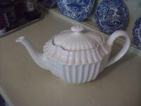 Spode Chelsea Wicker Teapot