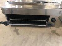 falcon gas grill