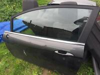 2015 Ford Fiesta doors for 3 door in grey
