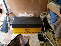 Van Vault Mobi & Docking Station - Secure Tool Storage Box 782 x 455 x 370mm