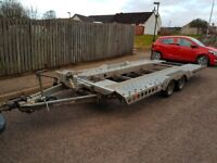 Ifor williams ct177 car transporter