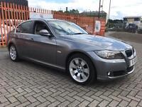 2010 (60) BMW 330D SE Auto / 80K FSH / Leathers / Sat Nav / 12 Months MOT / 6M Warranty