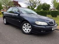 2003 Vauxhall Omega 2.2 i 16v CDX 4dr Full Service History
