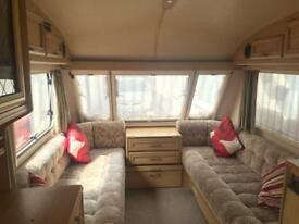Lovely 2 berth with tons of extras!