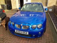 2003 MG ZT-T Tourer. 2.0 BMW Diesel Engine- Spares or repair
