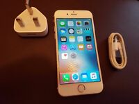 Iphone 6S 64GB Gold , Unlocked , Perfect Condition
