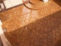 DESIGNER CONCRETE ( imprinted/stamped concrete) Driveways/patios