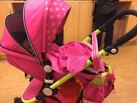 SWAPS isafe looking for a facing me buggy or a big stroller