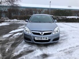 VAUXHALL VECTRA 1.8 EXCLUSIVE SERVICE HISTORY HPI CLEAR 2 KEYS