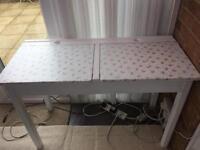 Twin school desk