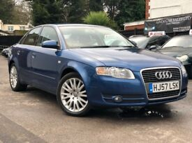 Audi A4 2.0 TDI 6 Speed Manual Full Service History Immaculate Condition 2 Owners 2 Keys