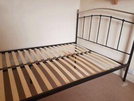 Kingsize Bed from Argos