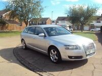 Audi A6 fully loaded ***low mileage***