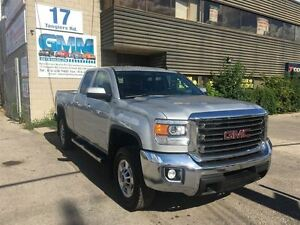 2015 GMC SIERRA 2500HD SLE Crew Cab Short Box 4X4 Gas