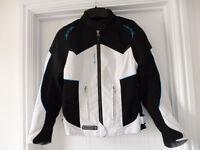 IXON STRADA textile biker jacket size 12/14