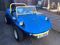 VW Beech buggy