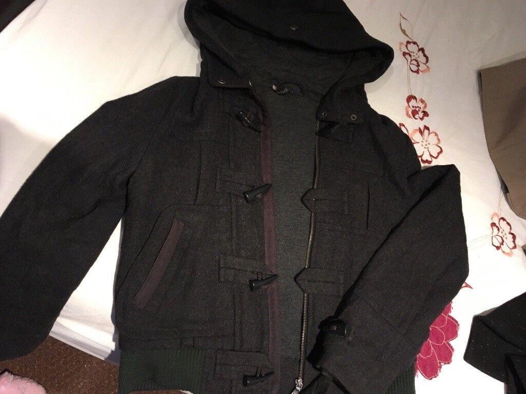 Ladies Topshop coat size 12