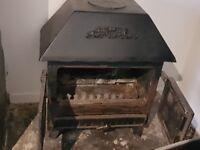Wood burner 150 ono