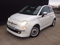 2008 Fiat 500 1.3 Multijet Lounge 3dr Diesel £20 Tax 2 Previous Owners, 2 Keys, Finance Available