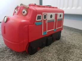 Chuggington set of trains in carry case