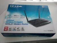 TP Link TD-W8970 300Mbps Wireless N Gigabit ADSL 2+ Modem Wifi router