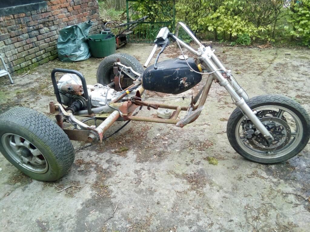 Vw Trikes For Sale Uk >> Vw trike project | in Driffield, East Yorkshire | Gumtree