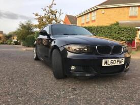 BMW 120d msport coupe mot fsh red leather e87 e82 e88 e81 118 116 123