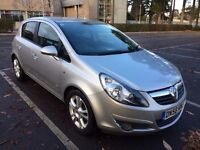 Vauxhall Corsa 1.4 2009 with Long MOT and service history