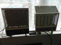 2 Greenhouse Heaters in Working Order - from House Clearence
