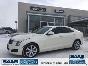 2014 Cadillac ATS ONE OWNER NO ACCIDENTS LEATHER MOONROOF