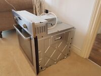Whirlpool oven - good working condition, fan and grill
