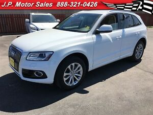 2013 Audi Q5 2.0L Premium, Leather, AWD, Only 49,000