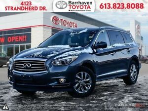 2014 Infiniti QX60 v6 3.5L AWD - Leather - Heated Seats - Luxury