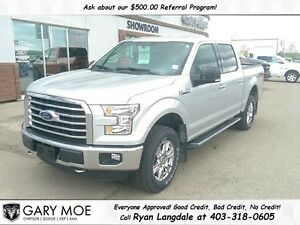 2016 Ford F-150 XLT **Supercrew**