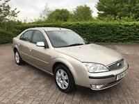 2004 Ford Mondeo 2.0 TDCi Ghia 5dr, DIESEL, AIR CON, ALLOYS, TOP SPEC! (Focus / Fiesta / Galaxy)