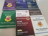 GCSE Revision Guide and Workbooks