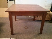 Side table/coffee table, collection only, RG2