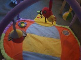 Baby plsy mat