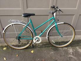 "Raleigh Pioneer Commuter in good condition serviced 20.5"" bicycle cycle bike"